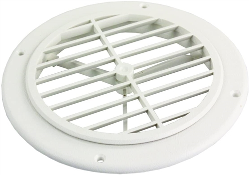 Thetford 94274 Ceiling Vent Without Damper - Polar White Questions & Answers