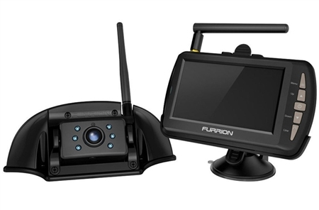 Furrion FOS48TAPK-BL Vision 2 Wireless RV Back-Up System
