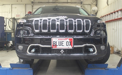 Blue Ox BX1138 Baseplate For 2014-2018 Jeep Cherokee (No Trailhawk) Questions & Answers