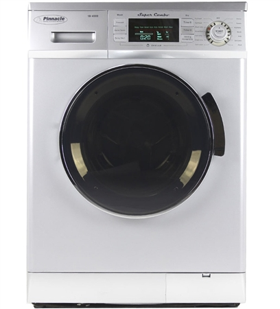 Pinnacle 18-4000S RV Washer/ Dryer Combo - Silver Questions & Answers