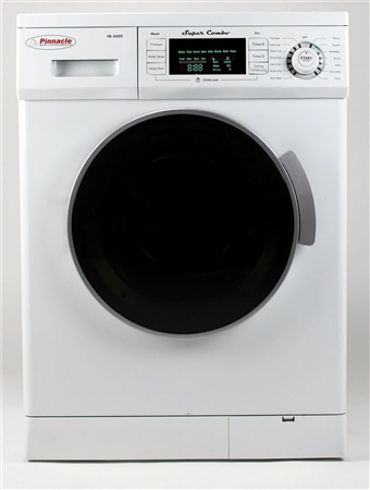Pinnacle 18-4000W RV Washer/ Dryer Combo- White Questions & Answers