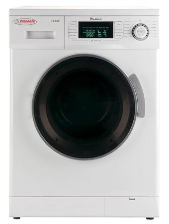 Pinnacle 18-820W RV Washer- White