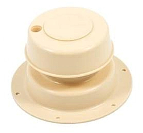Camco 40132 RV Plumbing Vent Cap - Colonial White Questions & Answers