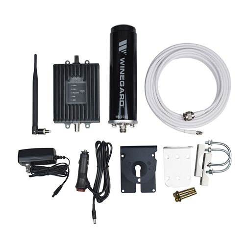 Winegard WB-1035 RangePro 4G LTE Cellular Signal Booster Questions & Answers