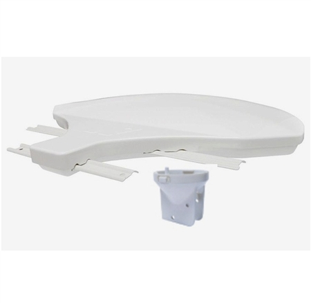 Winegard RZ-5000 Rayzar Z1 Amplified TV Antenna Head With Adapter - White