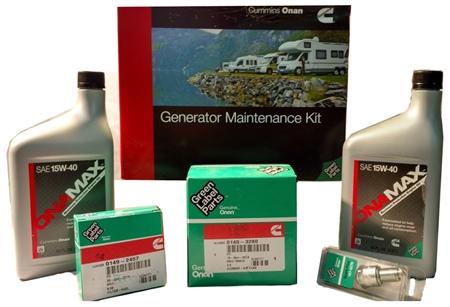 Onan A050E991 Generator Maintenance Kit For Microlite Gas Generator