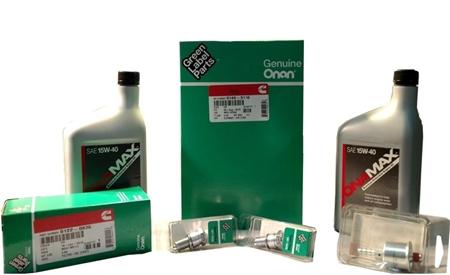 Onan A049E501 Generator Maintenance Kit For HGJAB Gas Generators Questions & Answers