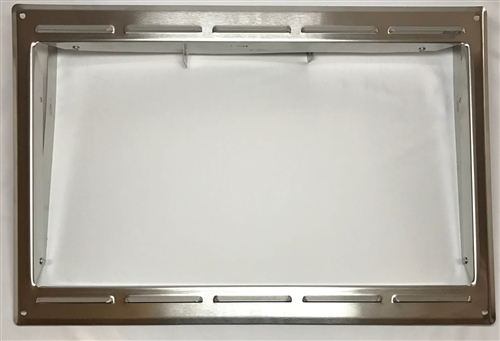 Do you have a black stainless steel option for RV787S