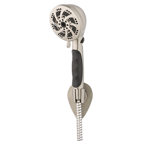 Oxygenics 92489 Fury RV Handheld Shower Head - Brushed Nickel Questions & Answers