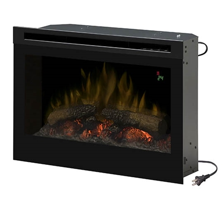 Dimplex DFR2551L 25'' Plug-In RV Electric Fireplace W/Logs Questions & Answers