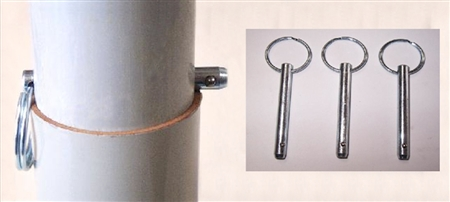 FlagPole Buddy 106DPHPins Flag Pole Pins Questions & Answers