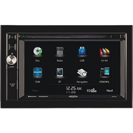 "Jensen JRV9000R Touchscreen AM/FM / Navigation / Bluetooth Multimedia System - 6.2"""
