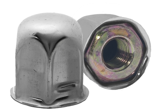 Dicor V195F9-EJN-MF Thread Jam Nut/Lug Nut Cover - 14mm x 1.5mm Thread