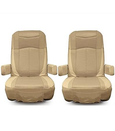 RV Designer C795 GripFit RV Seat Cover Set
