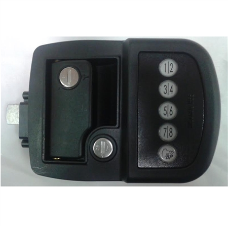 Do you have a keypad lock to fit a 2018 Fleetwood 40d?
