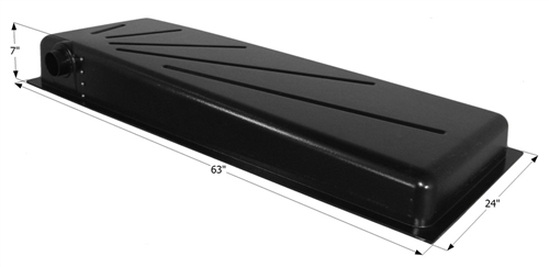 Icon 12370 28-Gallon RV Holding Tank With Right Side Drain HT292SD Questions & Answers