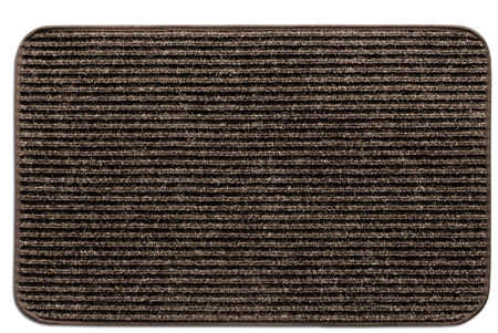 Prest-o-Fit 2-0451 RV Ruggids Door Mat - Sierra Brown