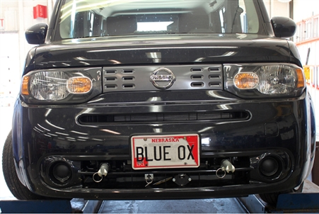 Blue Ox BX1844 For 2009 - 2014 Nissan Cube Base Plate