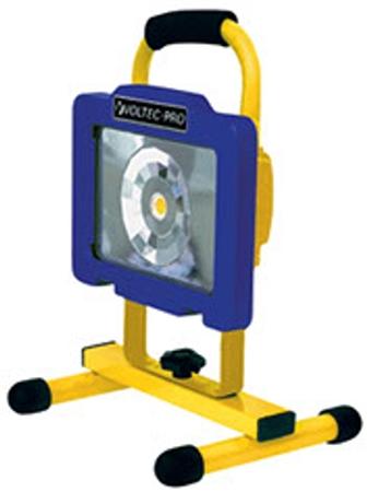 Voltec 08-00717 Rechargeable 12 Watt LED Work Light