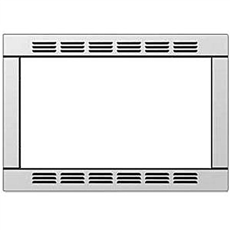 Is there an installation sheet for this microwave trim kit?