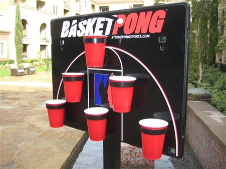 Xtreme Pong Sports 3003 Portable BasketPong Camping Game
