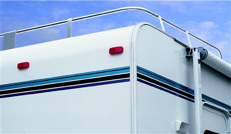 Topline 501R Universal RV Roof Rack Questions & Answers