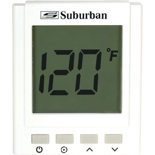 Suburban 162291 On Demand Water Heater Control Center - White Questions & Answers