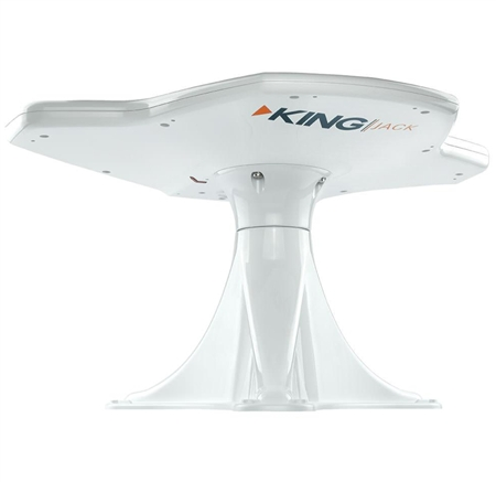 KING OA8400 Jack Directional Over-The-Air Antenna With Mount - White Questions & Answers