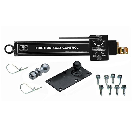 Pro Series 83660 Friction Sway Control Bar With Valve Questions & Answers