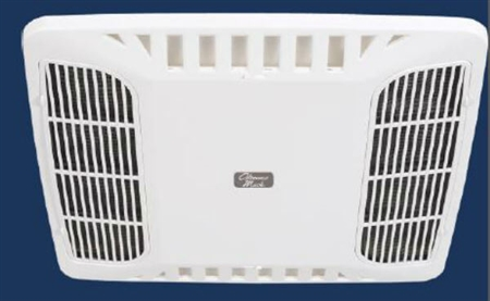 Coleman Mach 8430A6301 ChillGrille Plenum Only Ceiling Assembly for Straight-Thru Ducting