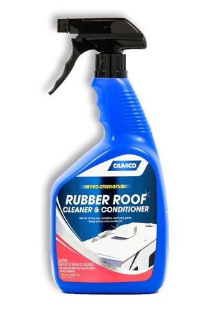 Can this cleaner be used on a TPO roof ?  Is it petroleum based ?