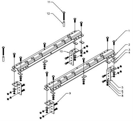 B&W RVR3200 Universal Mounting Rails - Fifth Wheel Trailer Hitch Questions & Answers