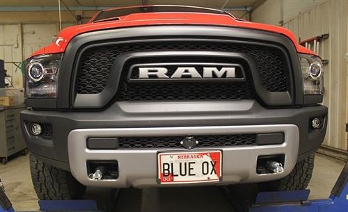 Blue Ox BX2418 Baseplate For Ram 1500 Rebel/Classic/Laramie/Bighorn