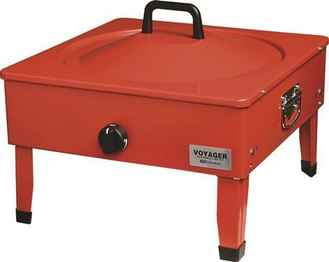 Suburban 3033A Voyager Portable Fire Pit With Folding Legs Questions & Answers