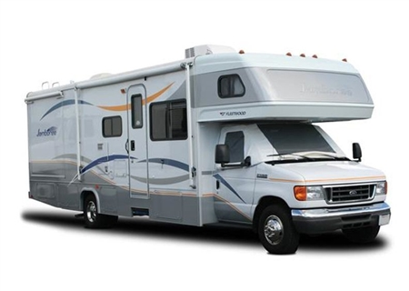 Will this windshield cover fit a 2005 Class B Pleasure-way Excel TS on Ford E-350 chassis?
