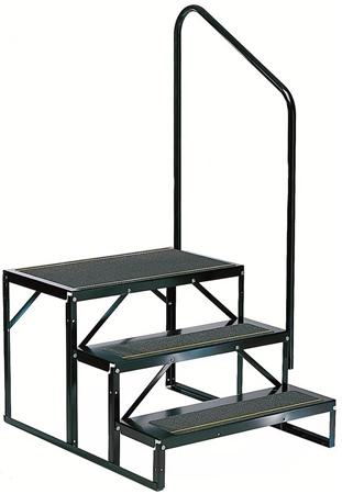 Stromberg Carlson EHS-102-R RV Entry Steps - 2 Steps
