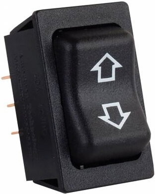 JR Products 12295 RV Slide Out Momentary Switch On/Off