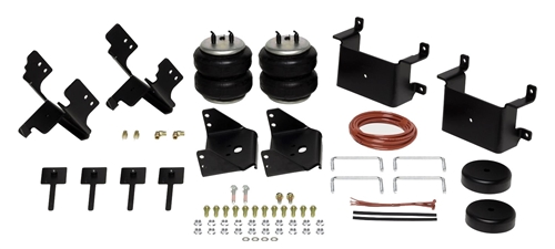 Firestone 2542 Ride-Rite Rear Air Helper Spring Kit - 2009-2014 Ford F-150 B&W Hitch Only Questions & Answers