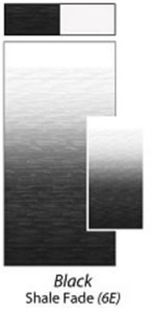 "Carefree JU206E00 RV Awning Vinyl Fabric 19'-2"" - Black Shale Fade With White Weatherguard"