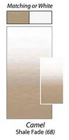 Carefree JU166B00 RV Awning Vinyl Fabric 15'-2'' - Camel Shale Fade With White Weatherguard Questions & Answers