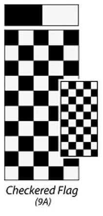Carefree JU149A00 RV Awning Vinyl Fabric 13'-2'' - Checkered Flag With White Weatherguard Questions & Answers