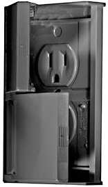 RV Designer S907 AC Weatherproof Dual Outlet - Black Questions & Answers