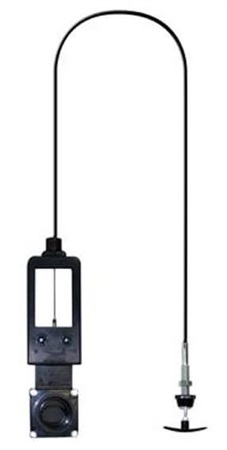 """Valterra H40H96 96"""" Flexible Cable With 3"""" Waste Valve"""