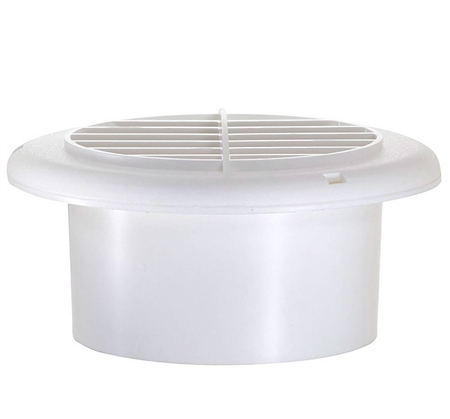 RV Designer H820 Round Rotaire RV Vent With Damper - White Questions & Answers