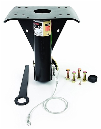 """Eaz-Lift 48501 Gooseneck Adapter - 15"""""""