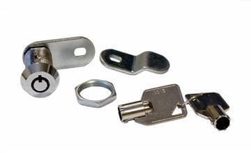 "RV Designer L315 Ace Compartment Lock - 5/8"" Barrel"