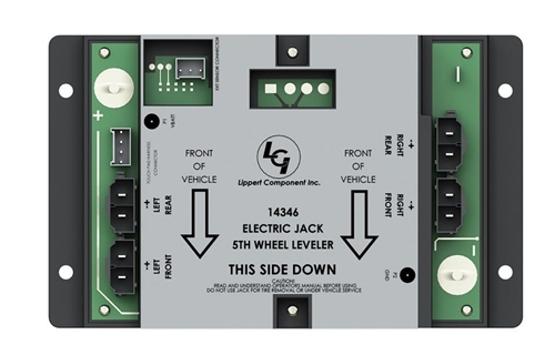 Lippert 242623 4-Point Control Panel For Ground Control 2.0 Leveling System Questions & Answers