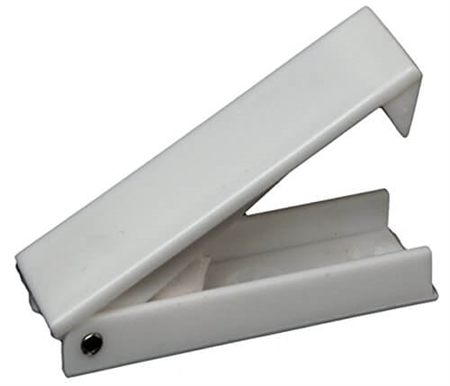 RV Designer E212 Baggage Door Catch - White - 2 Pack Questions & Answers
