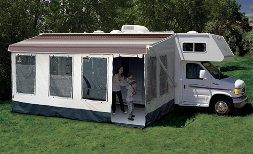 Carefree 211000A RV Awning Size 10'-11' Buena Vista Plus Room Questions & Answers