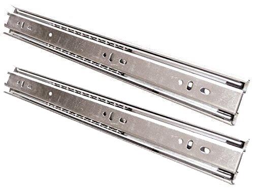 """RV Designer D414 RV Drawer Slide 45MM Ball Bearing - 14"""" - 2 Pack"""
